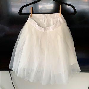 Dresses & Skirts - White tutu